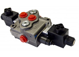 """Electrisch ventiel SD5 1 sectie 3/8"""" - 45L"""