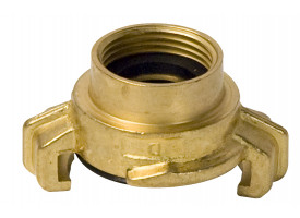 BRASS QUICK FEMALE FITTING