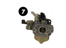 Carburateur HONDA GX340, 1610ZE3014, 16100ZE3V01