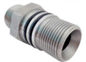 """Nippel 1/2"""" for CUS tap Ø35 - Ø45mm"""