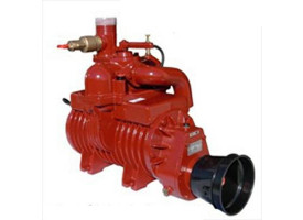 MEC 8000/M/60 - Compressor 8.100 L   - incl. oliepomp