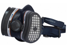 Professioneel masker met A1P3 filters
