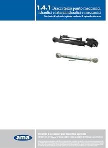 Topstangen en hef-onderdelen